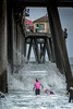 Pink Power (OCYorkieMom) Tags: sallyfitzgibbon surfergirl usopenofsurfing huntingtonbeach hbpier wsl vansusopen ocean surfcityusa surfing prosurfing
