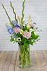 IMG_3818-3 (Garden Party Flowers) Tags: callalily delphinium disbuds eucalyptus florist flowers gladiolus greentrick kalanchoe seaholly tuberose vancouver