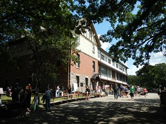Ninette Sanatorium (Jeannette Greaves) Tags: ninette manitoba sanatorium fundraiser history buildings
