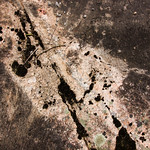 Lichen on granite thumbnail