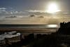 color plage 2eme jour (7) (jolymaxime86) Tags: normandie plage mer see beach bateau boat sun soleil ombre shadow voile noir blanc black white maxime joly