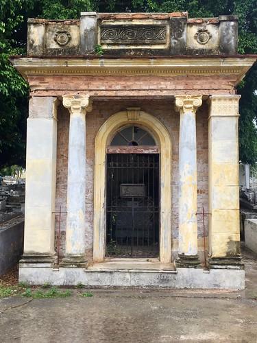 Cementerio de Cristóbal Colón, Vedado