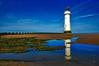 New Brighton Lighthouse @ Low water, Wirral - UK (Paul_Dean) Tags: newbrighton lighthouse wirral wallasey merseyside summersday newbrightonlighthouse beacheslandscapes