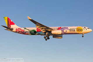CS-TOW TAP - Air Portugal Airbus A330-343 painted in -Portugal Stopover- special colours (LIS - LPPT)