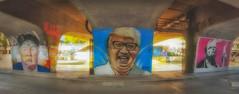 Kim Trump (try...error) Tags: donald graffiti graffito donaldtrump lushsux lush sux kimjongun jongun memes meme wien vienna donaukanal donau danube urban urbanarte art downtown vienne trump hair kim street streetart leica c callelibre calle libre