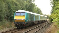 82306 Wittington (kitmasterbloke) Tags: wrexham shropshire train railway locomotive transport uk outdoor