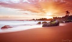 sunset bois blanc (tidep) Tags: sunset soleil sun sea reunion reunionisland réunion nikon nd400 poselongue d750 rouge coucher