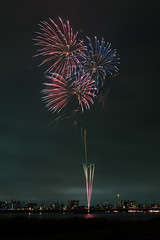 2017 Fireworks #9 (yamabuki***) Tags: asc4120 fireworks 江東花火大会 荒川河川敷 東京都江東区 explore michicoa