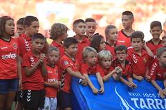 Nàstic - FC Barcelona (amistós)