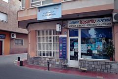 Centro de Salud Nonduermas (Jerome van Passel) Tags: jeromevanpassel nonduermas iglesia centro municipal alcaldia pueblo murcia acequia huerta