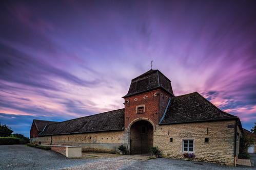 La ferme du chateau de Corroy-le-Grand