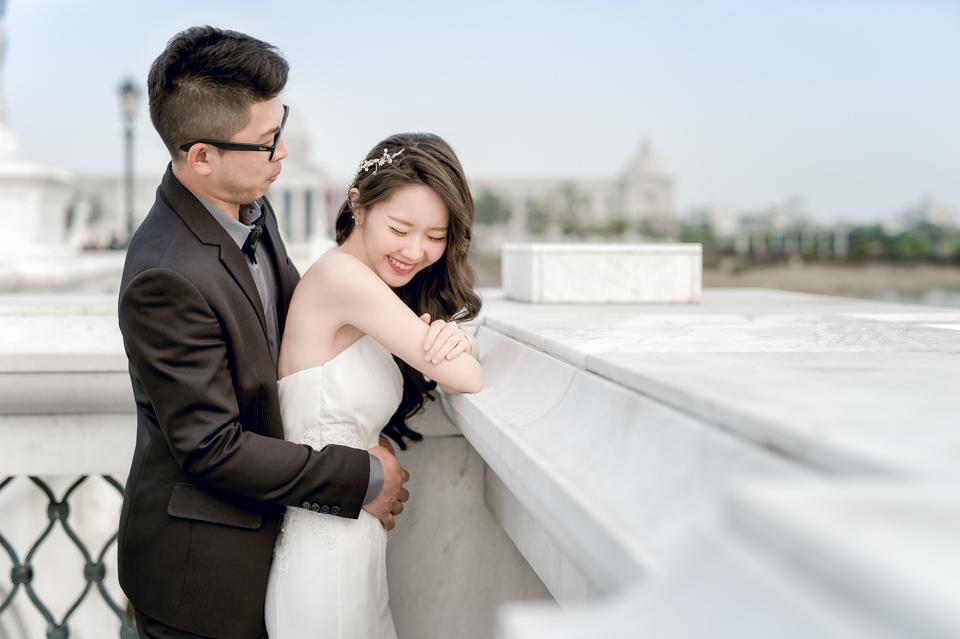 台南自助婚紗 奇美博物館 婚紗作品 Abby 025