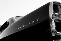 1967 Ford Fairlane (cylynex) Tags: ford fairlane 1967 1967fordfairlane classiccar car auto automotive hotrod blackandwhite monochrome classiccarphotography
