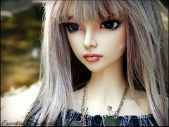 Adèle .... (Essential Resinescence) Tags: poupee doll bjd resin moe feeple fairyland repaint ooak angeltoast
