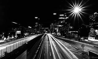 City by night : La Défense (II)