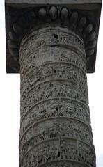 Column of Marcus Aurelius / Columna de Marc Aureli, Roma (Sebastià Giralt) Tags: roma rome italy italia columna column relleu relieve basrelief marcusaurelius marcaureli guerra war