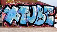 XTube / Dok Noord - 25 aug 2017 (Ferdinand 'Ferre' Feys) Tags: gent ghent gand belgium belgique belgië streetart artdelarue graffitiart graffiti graff urbanart urbanarte arteurbano ferdinandfeys