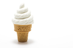 Mini High Key Ice Cream Cone (WilliamND4) Tags: macromondays highkey icecream macro tokina100mmf28atxprod nikon d810