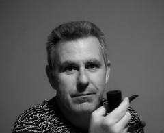 Retrato (Rafa N.) Tags: pipe smoker smoking pipesmoker