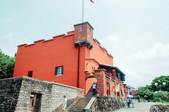 _MG_0797 (waychen_c) Tags: taipei tamsui tamsuidistrict fortsandomingo fort architecture 台北 新北市 淡水 淡水區 紅毛城 newtaipeicity newtaipei