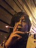 IMG_3511 (samantha.hay43) Tags: tv cd crossdresser leather smoking cigarette holder