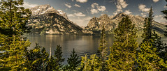 Lazy Day (keith_shuley) Tags: tetons wyoming mountains lake trees