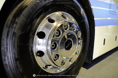 MAN Comfortline - Front Alloy Wheel
