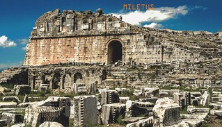 MILETUS Ancient City. Didim/Turkey