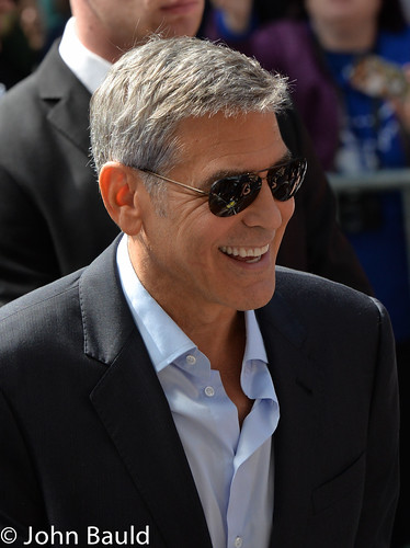 TIFF 2017 George Clooney, From FlickrPhotos