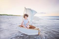 how far it goes (BelliniPortraits) Tags: boy baby toddler beach portrait boat sail moana sunset water cute 35mm massachusetts familyphotographer babyphotographer bostonbabychildrensphotographer bostonbabyphotographer