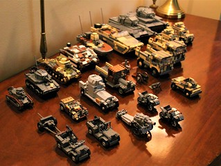 Land Vehicle Collection