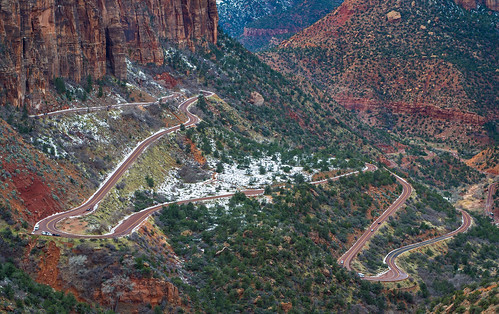 Zion Switchback