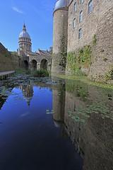Chateau et Basilique Notre-Dame - Boulogne-sur-mer