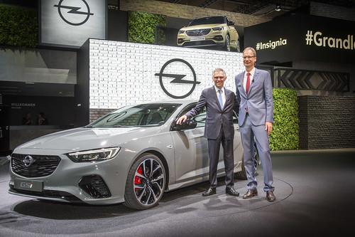 Opel auf der IAA 2017