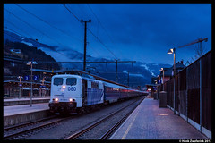 Lokomotion 151 060, Bischofshofen 18-03-2017 (Henk Zwoferink) Tags: bischofshofen salzburg oostenrijk at henk zwoferink lokomotion lomo lm 151 060 rtc rail traction company sonderzug br151