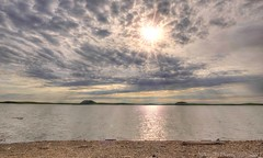 Z01_2652s (savillent) Tags: landscape seascape water pingos boat ship clouds skies tuktoyaktuk nt canada arctic north climate summer august 2017