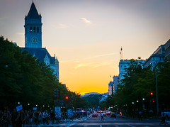 2017.08.13 Charlottesville Candlelight Vigil, Washington, DC USA 8100