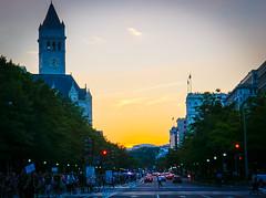 2017.08.13 Charlottesville Candlelight Vigil, Washington, DC USA 8100