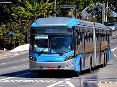6 3042 Mobibrasil (busManíaCo) Tags: busmaníaco ônibus bus nikond3100 nikon d3100 caio millennium brt mercedesbenz o500uda bluetec 5 mobibrasil