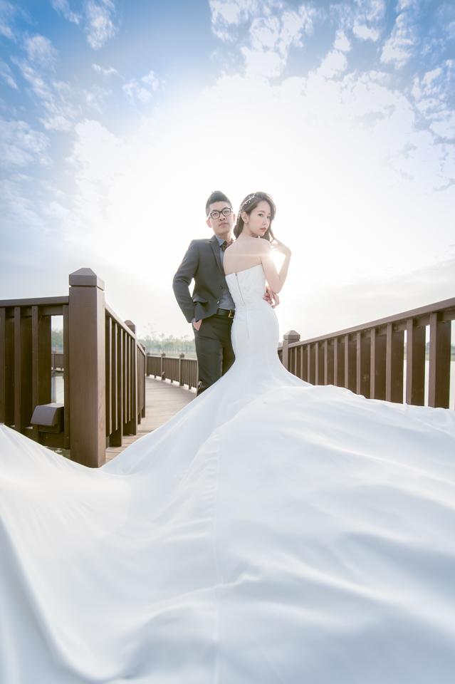 台南自助婚紗 奇美博物館 婚紗作品 Abby 002