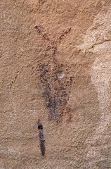 Pictograph / Mill Creek Canyon (Ron Wolf) Tags: anthropology archaeology fremont millcreekcanyon nativeamerican anthromorph anthropomorph pictograph utah