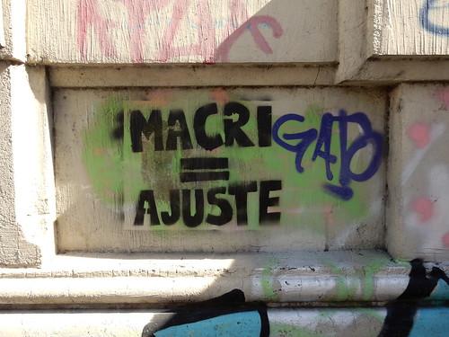 Macri = Injust