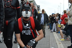 Gay Pride Antwerpen 2017 (O. Herreman) Tags: belgie belgium antwerpen antwerp anvers gay pride 2017 lgbt freedom liberty rights droits homo biseksueel kinky leather puppyplay leatherpuppy badpuppy mask antwerppride2017 gayprideantwerp gayprideanvers2017 straatfeest streetparty festival fest