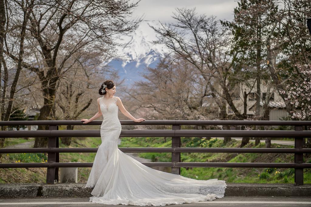 婚攝小勇,小寶團隊, Niniko, 自助婚紗, 海外婚紗,河口湖,櫻花,富士山-004