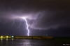 Orage sur la côte Toscane. 10/9/2017 (MarKus Fotos) Tags: orage orages foudre eclair éclair éclairs thunder thunderstorm thunderstrike lightning fulmine fulmini temporale tormenta toscane tuscany livorno livourne italia italie italy mer see sea blitz