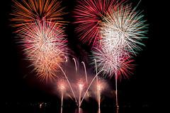 Feu d'artifice (Ashwin.T.S) Tags: antibes fireworks france frenchriviera home juanlespins paca tourism provencealpescôtedazur feudartifice festivalpyromélodique antibesjuanlespins antibestourisme cotedazur nikon nikonphotography longexposure bulbmode nightphotography lights