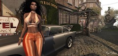 """To awaken quite alone in a strange town is one of the pleasantest sensations in the world."" – Freya Stark (๓คเค๓ςкєєภคภ) Tags: justbecause glamaffair maiamckeenan justmaia blog analogdog curves sexy hot 3d female"