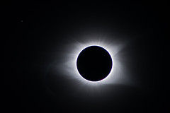 Regulus, Sun & Moon (noblerzen) Tags: solar eclipse sun moon totality corona edgarevins state park tennessee nikon d500