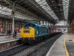 40145 Preston 170817 N63A4133-a (Tony.Woof) Tags: english electric class 40 40145 cfps preston scarborough spa express 1z25
