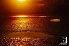 Scent of rain (izzaidaniia) Tags: sunset orange tropical sun sunny rain atardecer sol